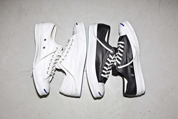 """Converse 2015 Summer Jack Purcell """"Signature Leather"""" Collection"""