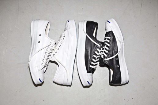 "Converse 2015 Summer Jack Purcell ""Signature Leather"" Collection"