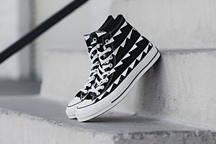 Converse Chuck Taylor All Star '70 Hi Archive Print Black/White
