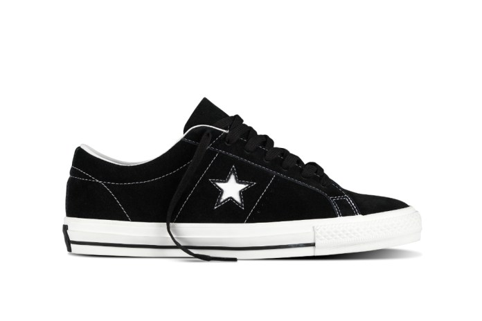 Converse CONS Launches One Star Pro