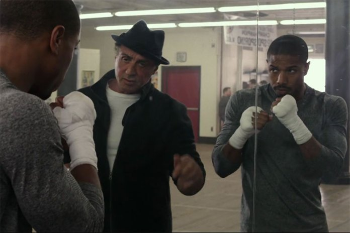 'Creed' Official Trailer Starring Michael B. Jordan and Sylvester Stallone