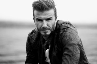 David Beckham for Belstaff Pre-Fall 2015 Collection