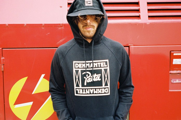 Dekmantel x Patta 2015 Summer Collection