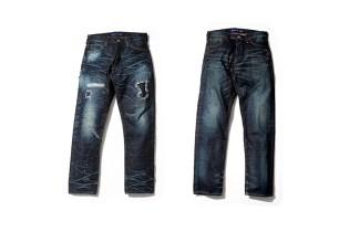 DENIM BY VANQUISH & FRAGMENT 2015 Summer Jeans Pack