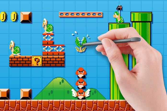 Design Your Own Mario Bros. Levels With 'Super Mario Maker'