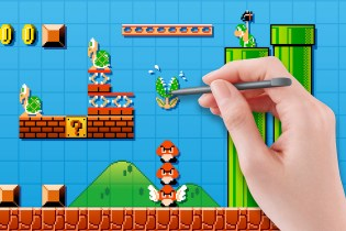Design Your Own Mario Bros. Levels With 'Super Mario Maker'