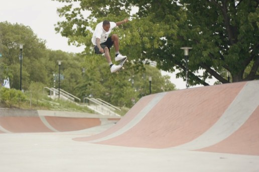 Dew Tour's 'PUSH' Explores the Modern Legend of Ishod Wair