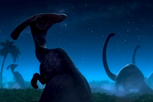 Disney Pixar's 'The Good Dinosaur' Teaser Trailer