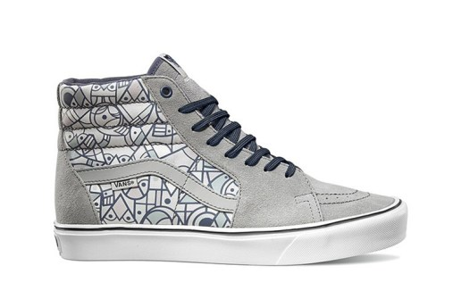 Don Pendleton x Vans LXVI 2015 Summer Collection
