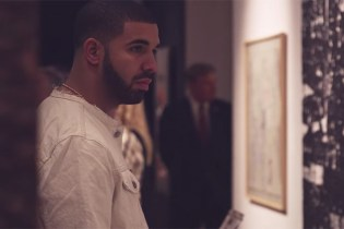 """Drake Curated an Art Exhibition for Sotheby's Titled """"I Like It Like This"""""""