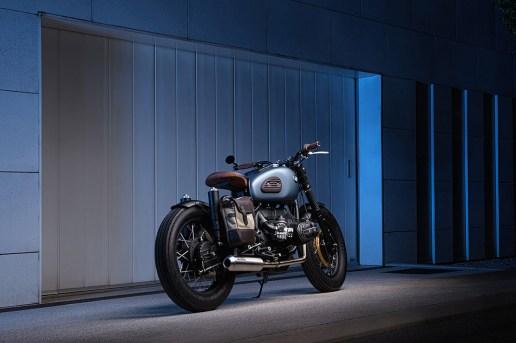 """ER Motorcycles Custom-Built BMW R69S """"Thompson"""""""
