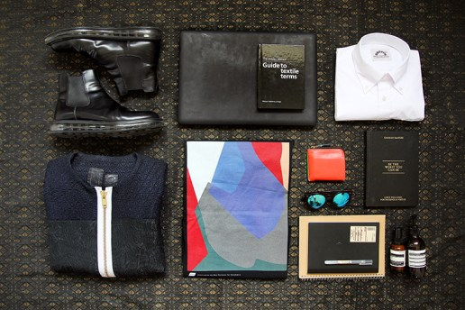 Essentials: George Alvin of BRACK-MAN