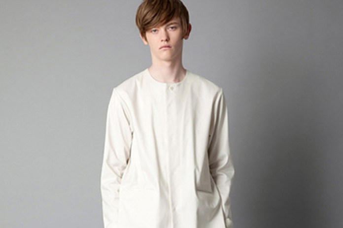 "ETHOSENS 2015 Fall/Winter ""White Rhombus"" Collection"