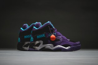 Ewing Rogue Purple/Teal
