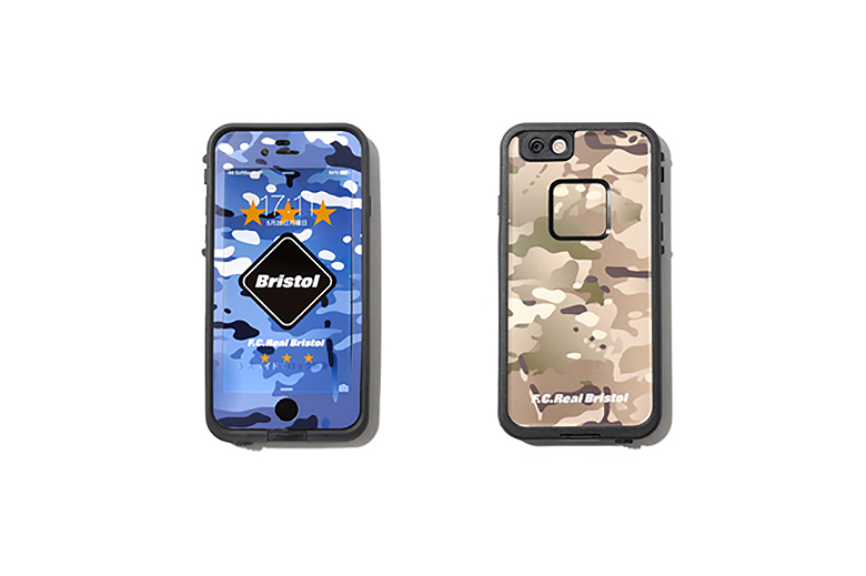 F.C.R.B. x LifeProof frē iPhone 6 Cases