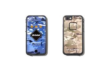 F.C.R.B. x LifeProof frē iPhone 6 Cases