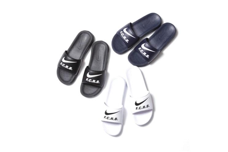 F.C.R.B. x Nike Benassi Solarsoft Slide 2 Slippers