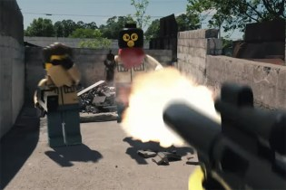 Fan-Made LEGO First Person Shooter Is the LEGO Game We're Missing