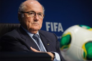 FIFA President Sepp Blatter Resigns Amid Corruption Scandal