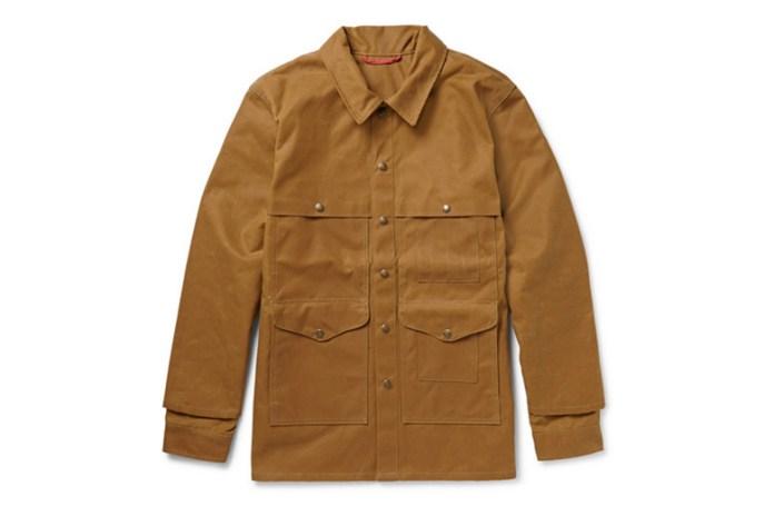 Filson 2015 Spring/Summer Cruiser Cotton-Canvas Field Jacket
