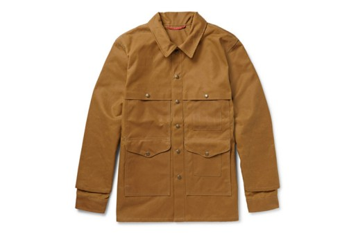 Filson 2015 Spring/Summer Cruiser Cotton-Canvas Field Jacket