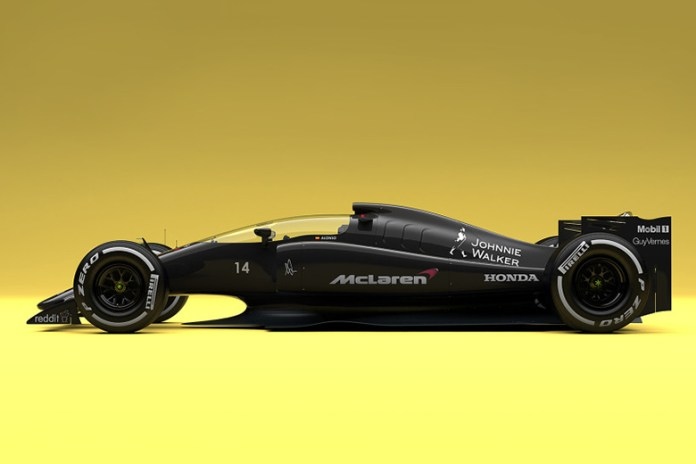 Formula One Cars Reimagined by Artist Andries van Overbeeke