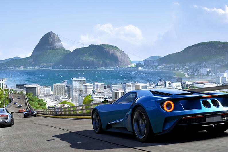 'Forza Motorsport 6' E3 Gameplay Trailer