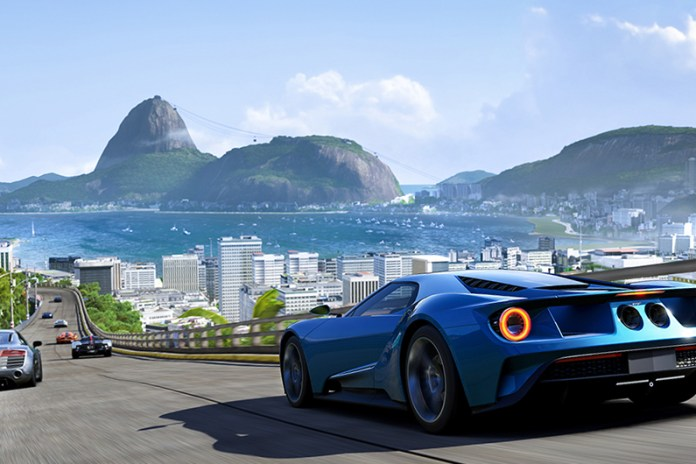 'Forza Motorsport 6' E3 Gameplay Trailer