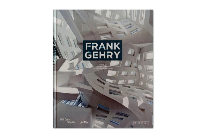 Frank Gehry Monograph by Prestel