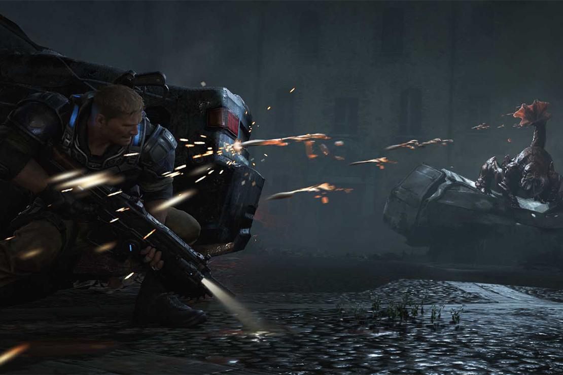 'Gears of War 4' E3 Gameplay Preview
