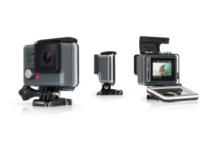 GoPro Releases HERO+ LCD Touchscreen Camera