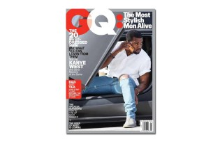 "GQ's ""The Most Stylish Men Alive"" Issue Covered by Kanye, Pharrell, Gosling and More"