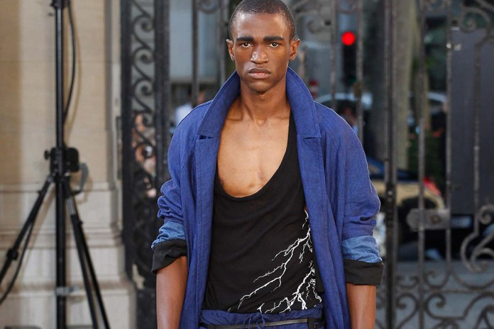 Haider Ackermann 2016 Spring/Summer Collection