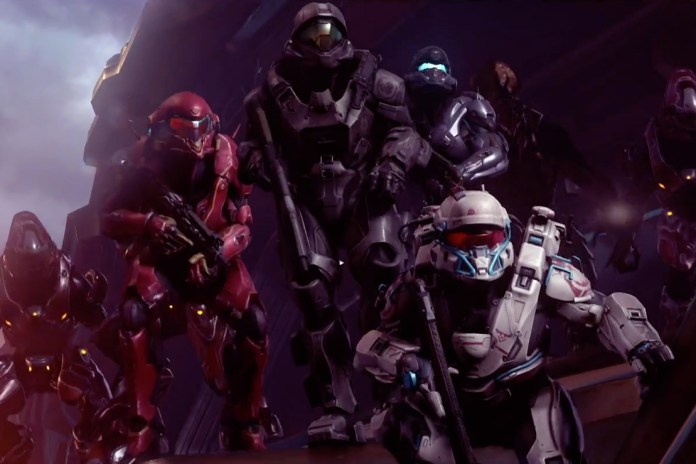 'Halo 5: Guardians' E3 Campaign Demo