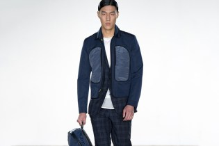 Hardy Amies 2016 Spring/Summer Collection