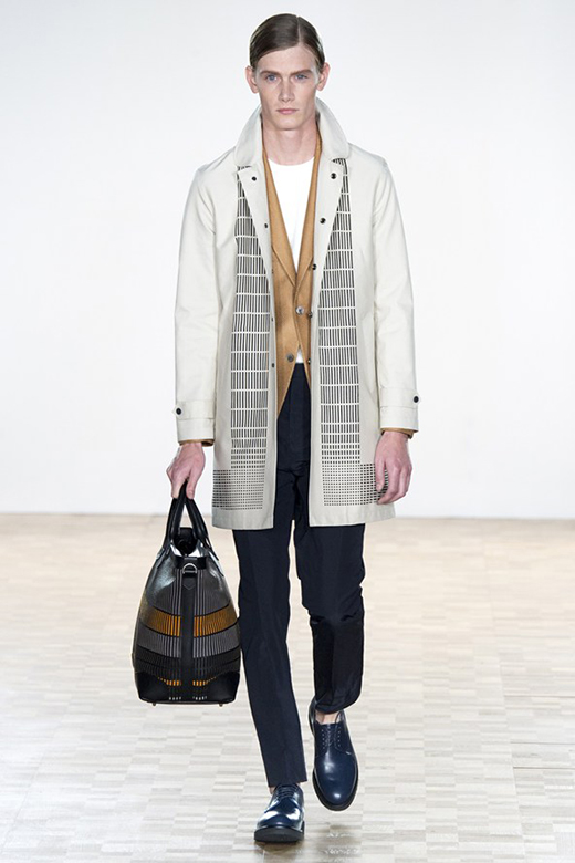 Hardy Amies 2016 Spring/Summer Menswear Collection