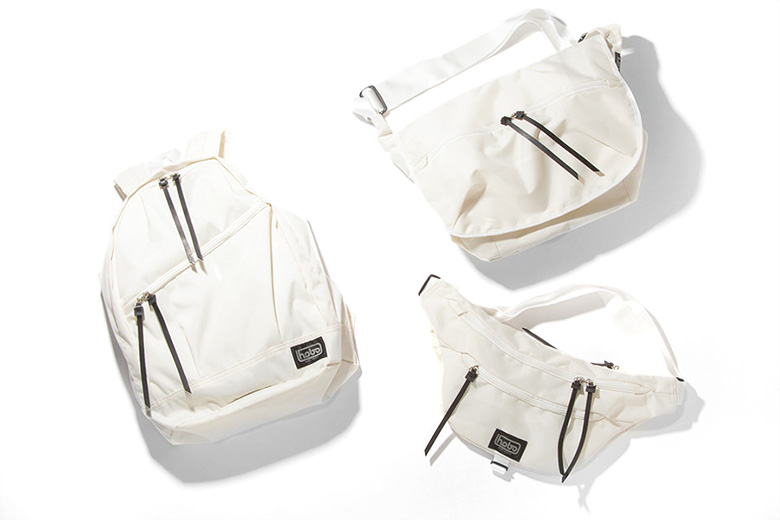 hobo x BEAUTY&YOUTH UNITED ARROWS White Basics Series
