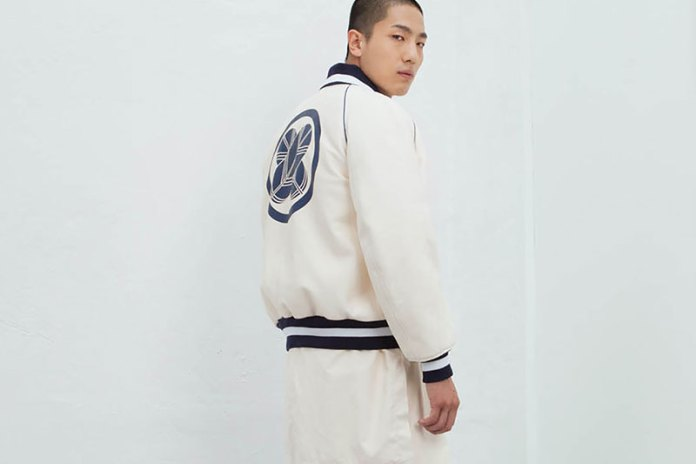 "HOON 2016 Spring/Summer ""Shin Osaka"" Lookbook"