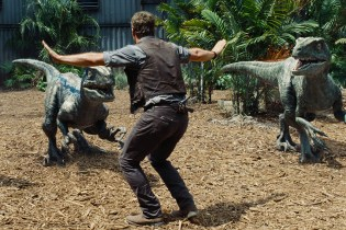 How 'Jurassic World' Used Motion Capture for Ultra-Realistic Dinosaurs