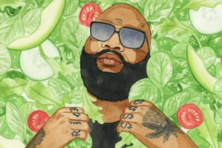 "What's in Rick Ross's Favorite ""Da Boss"" Salad?"