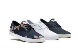 HUF 2015 Summer Footwear Collection