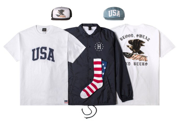 HUF Releases a '4th of July' Patriotic Pack