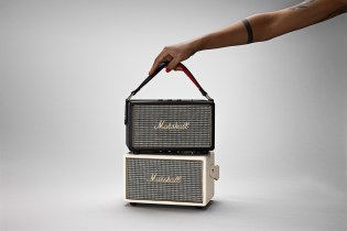 HYPEBEAST Giveaway: Marshall Kilburn Portable Speaker