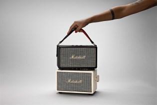 HYPEBEAST Giveaway: Marshall Kilburn Portable Speaker