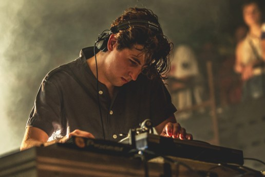 "Watch Jamie xx Play ""I Know There's Gonna Be (Good Times)"" at Glastonbury 2015"