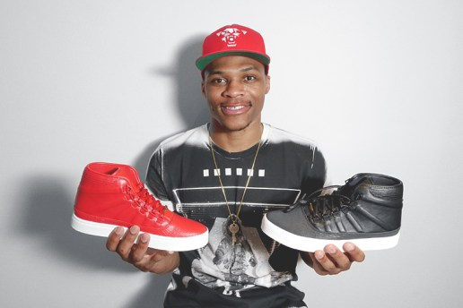 Russell Westbrook Debuts the Jordan Westbrook 0 at colette