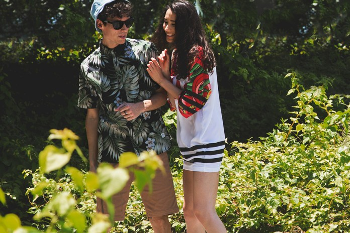 "HYPEBEAST & STYLEPX Summer ""Parklife"" Editorial"