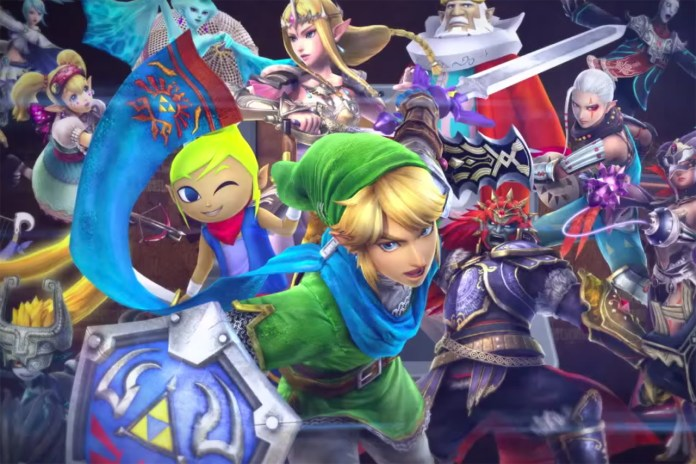 'Hyrule Warriors' Teaser Trailer