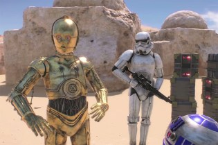 ILMxLAB Will Create a Star Wars Virtual Reality Experience