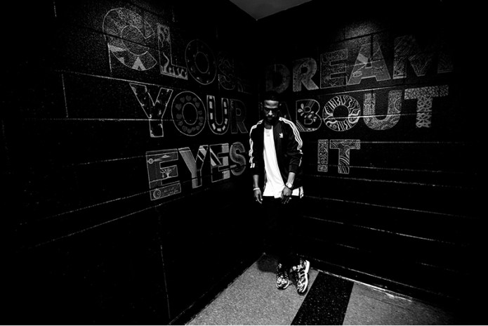 "Inside Big Sean and adidas Originals' ""Sean Anderson Studio of Infinite Possibilities"" High School Music Studio"